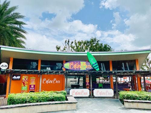 Alfresco Beach Bar in Singapore