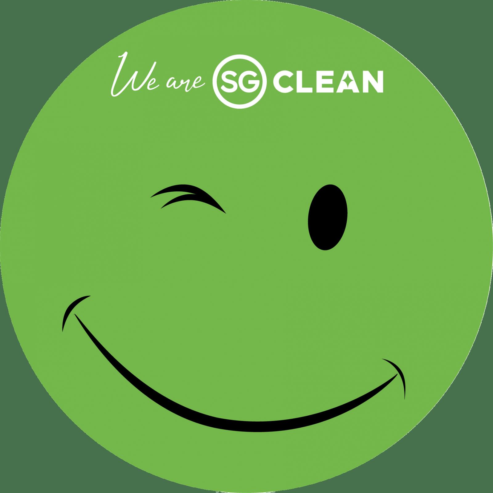 SG Clean Digital Sticker