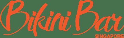 Bikini Bar Logo Orange